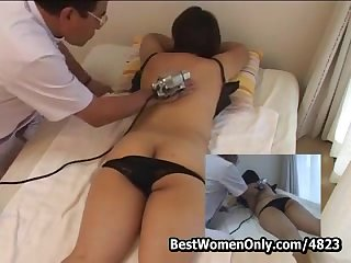 False Japanese Masseur Visit Girl Home Spycam Part1