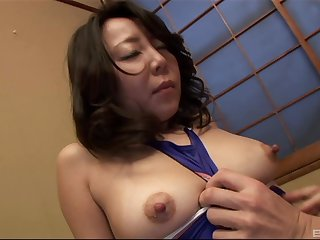 Saya has insatiable desire for penis today so she calls her ex