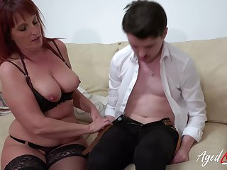 British Mature Enjoys Hardcore Sex
