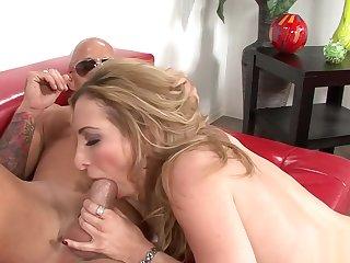 Busty Savannah Craves For A Long Dong