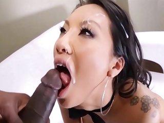 A Hot Asian - Cumshots and Facials Cumpilation Compilation IT'S ALL GOOD!!!