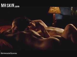 Naked Sharon Stone and Halle Berry compilation video