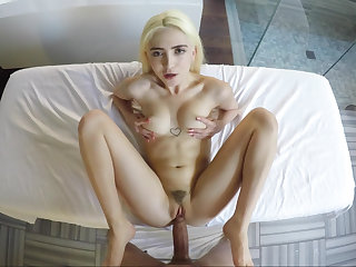 Sister gets fucked hard in POV